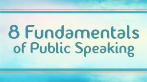 8 Fund Public Speaking Thumbnail