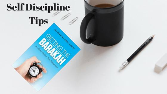 Book on Self Discipline