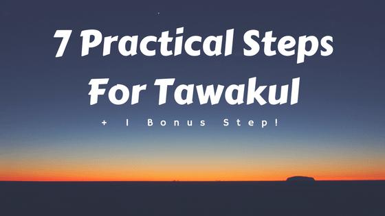 Tawakul