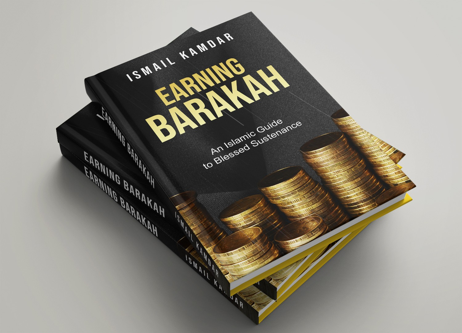 New Book Launched: Earning Barakah